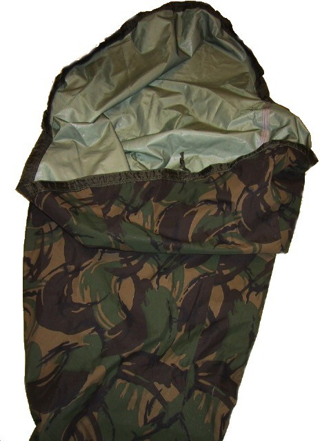 UK GORE-TEX BIVI BAG.